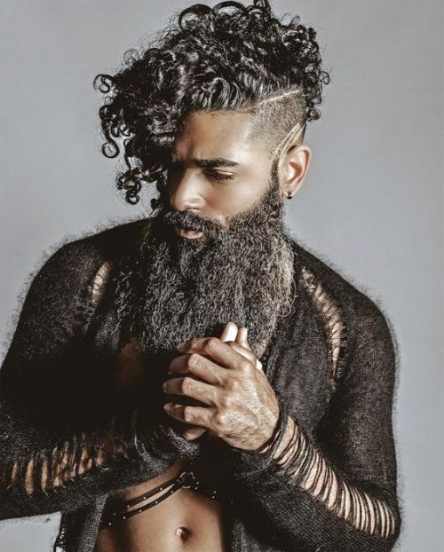 Pin On Undercut Hairstyles For Black Men