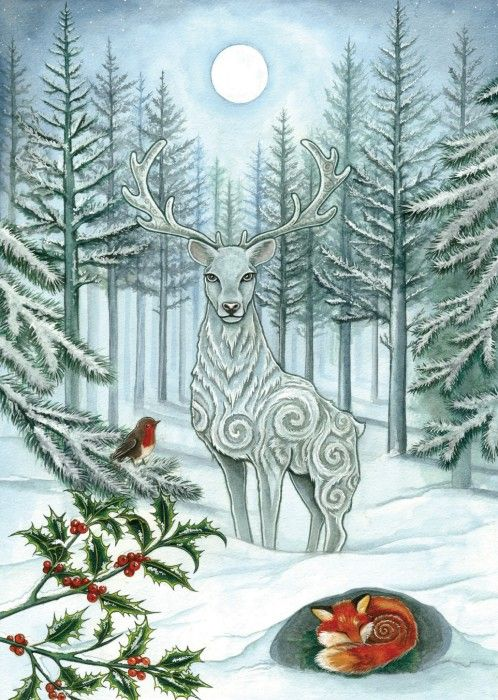 Winter Wonder ~ Esther Remmington