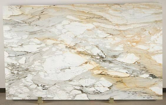 Pin By Elco Stone On Marble Granite Slabs Natural Stone Kitchen Calcutta Gold Marble Bathroom Calacatta Gold Marble