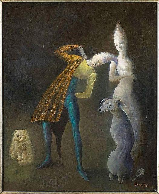 passagers du crépuscule, leonor fini (1982) Más