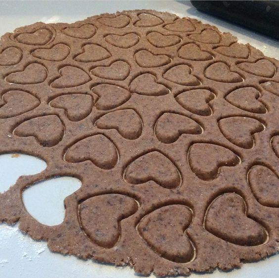 Chocolate cookies Puff Pasta / Istanbul