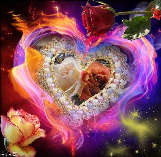 Love!... By Artist Unknown...