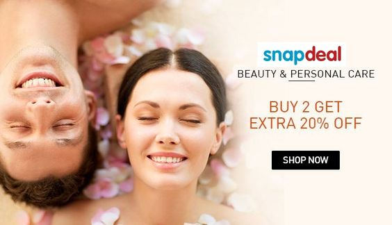 Beauty & Personal Care Buy 2 Get Extra 20% Off Goosedeals is leading destination for cashback coupons and best deals. Goosedeals offering some of the best deals and best products at very affordable prices, also our website is providing discounts with lowest prices. Grab best deals and cashback coupons More Details visit: http://goo.gl/968ME6