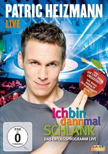 """Patric Heizmann LIVE - Ich bin dann mal schlank... Klicke auf """"Besuchen"""" und hol Dir heute die DVD!"""
