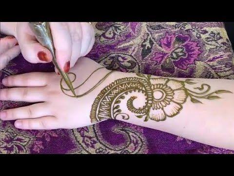 مهندي نقش الخطفة حناء تعليم النقش بالحناء نقش حناء أنيق لجميع المناسبات Youtube Henna Designs Henna Hand Tattoo Hand Tattoos