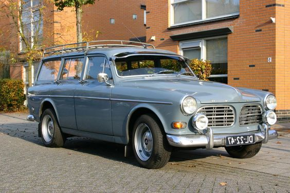 1966 Volvo 122S wagon  Maintenance/restoration of old/vintage vehicles: the material for new cogs/casters/gears/pads could be cast polyamide which I (Cast polyamide) can produce. My contact: tatjana.alic@windowslive.com