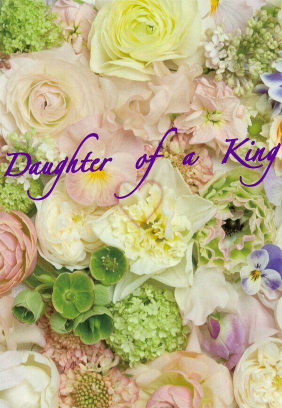 I am a daughter of a king! Lds church