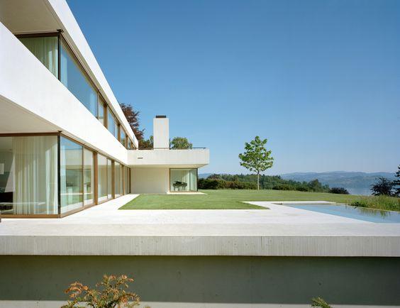 Verbindung Umwelt Luxus villa Tantangan