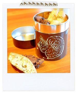【基本の焼き菓子】イタリアのスイーツ★ビスコッティ