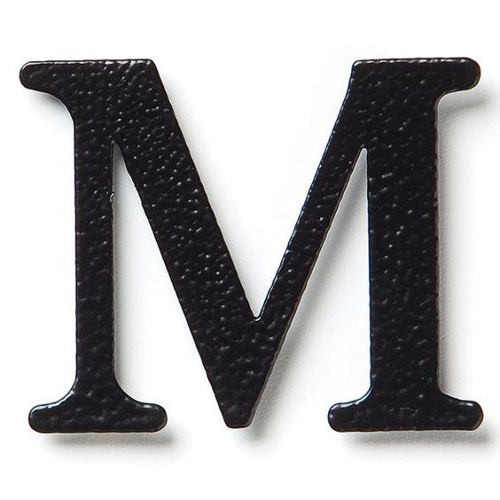 Embellish Your Story Mu Greek Alphabet Magnet - NuMercy.com