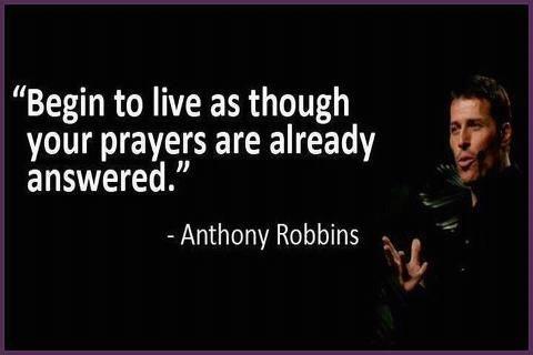 Tony Robbins Motivation, success, inspiration, business, personal development, business, quote