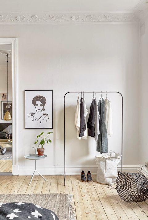Chic Corner Decoration Ideas For Every Awkward Nook Bedroom Corner Clothing Rack Bedroom Corner Decor