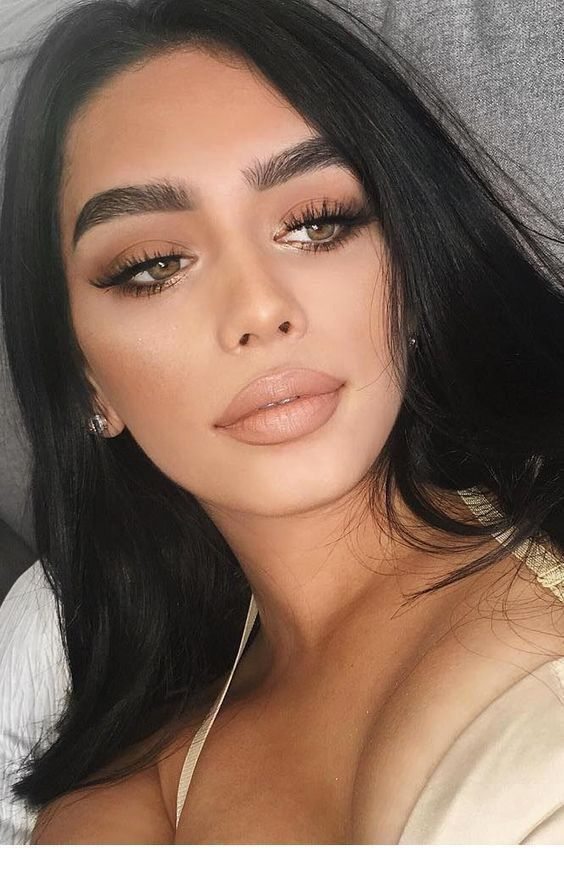 What Makeup Style Suits You Makeup Looks For Brown Eyes