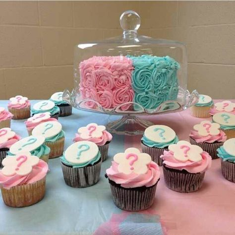 Baby Shower Cookies Ideas Gender Reveal 20+ Ideas