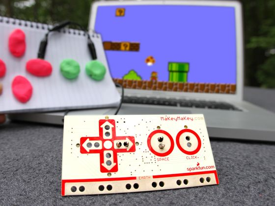 MaKey MaKey: Turn everyday objects into touchpads and combine them with the internet. — Kickstarter