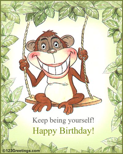 Funny birthday, Birthday cards and Birthdays on Pinterest