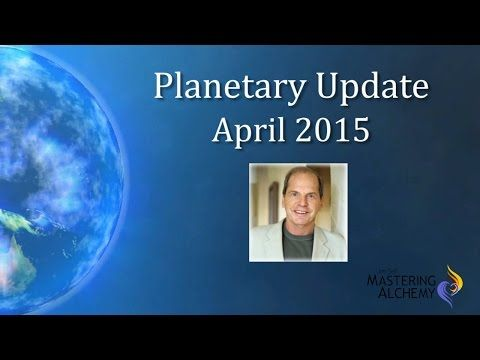▶ Planetary Update - April 2015 - YouTube