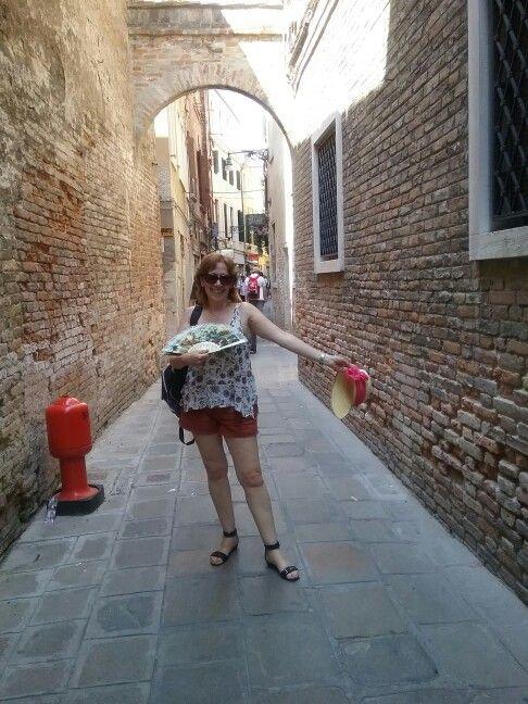 Las calles de venecia