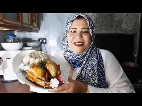عشا العروسة مع حنونة Youtube Arabic Food Fashion Food
