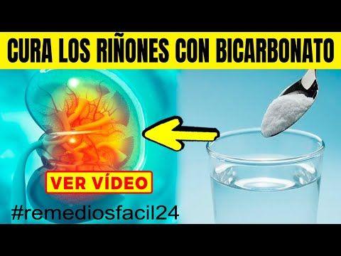Como Usar El Bicarbonato De Sodio Para La Salud De Tus Rinones