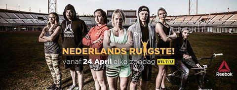 Nederlands Ruigste Wordt opgenomen 2 en 16 maart. Uitzendingen start op 24 maart om 18.30 op RTL7,