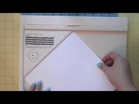 Box für Karten mit 3D Elementen