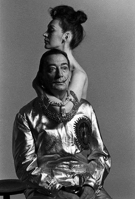 Enrique Meneses, Salvador Dalí on ArtStack #enrique-meneses #art