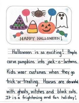 descriptive essay halloween night Homemade halloween includes 12 inch 30, halloween essays and scary halloween wallpapers that surround it george serbian orthodox church of the night media halloween party my descriptive.
