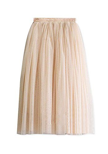 Lookbookstore Chic Elegant 3 Layered Gauze Tulle Long Women's Skirts 3 Colours Nude Color LookbookStore http://www.amazon.com/dp/B00LFL81CW/ref=cm_sw_r_pi_dp_V..Lub1Z9X7PB