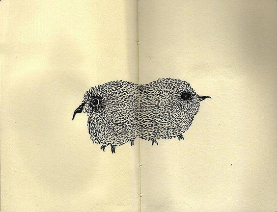 Siameses by Adriana Lozano