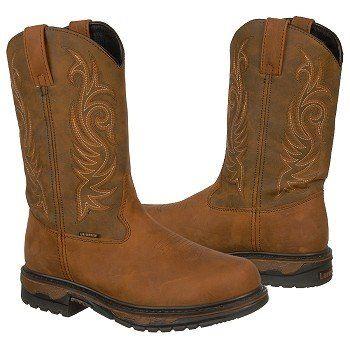 Laredo Sullivan Boots (Tan Cheyenne) - Men's Boots - 8.5 2E