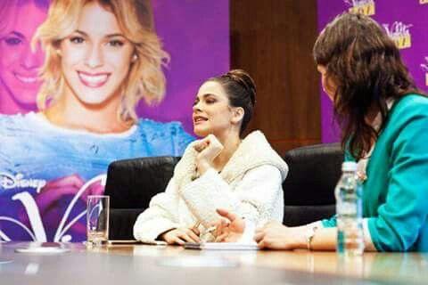 Conferencia de premsa en polonia