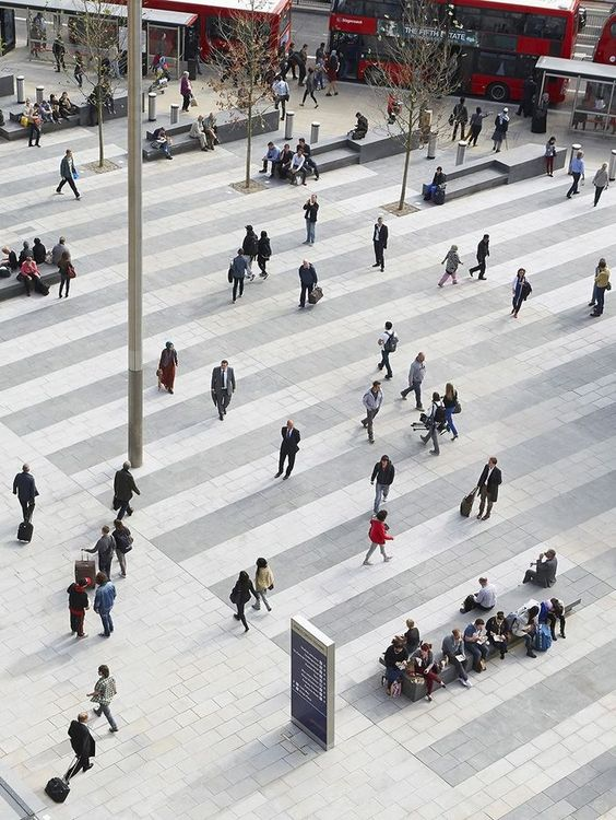 It's all about the people when you are running a practice, just as it is in design at Stanton Williams' King's Cross Square.