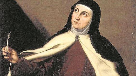 Teresa, grande y luminosa doctora de la Iglesia Universal.