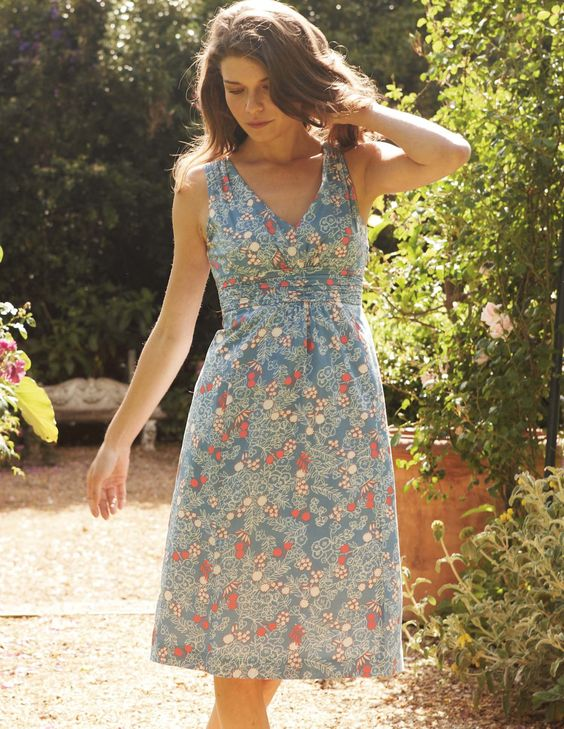 Everyday Summer Dress from Boden  My Style Pinboard  Pinterest ...