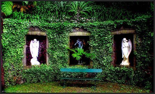 Monte Botanical Gardens,Portugal, via Flickr.