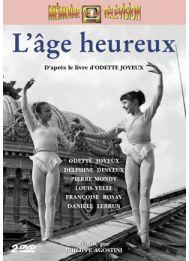 Série TV de 1966, l'histoire d'Odette Joyeux, quand elle était petit rat à l'opéra de Paris