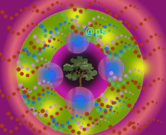 Online drawing 4 Plant a tree