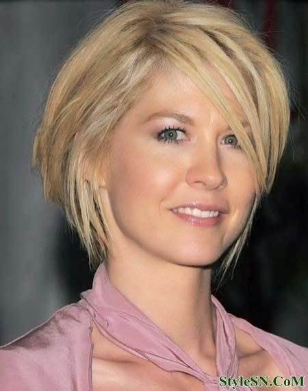 short straight hair styles maybe will try this