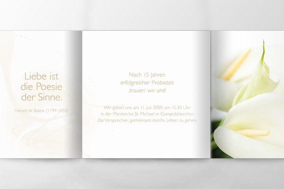 wedding inivitation / hochzeitseinladung