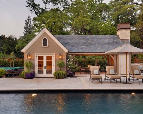 Pool Houses Design, Pictures, Remodel, Decor and Ideas - page 3 ...