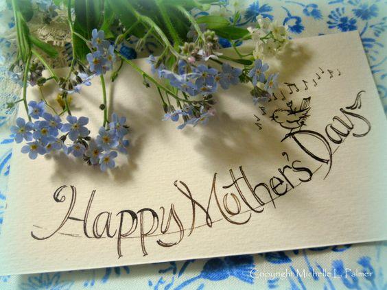 Michelle Palmer #Mothersday #Fête_des_mères