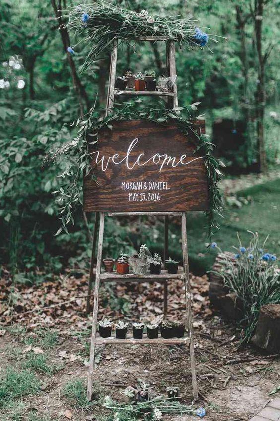 Creative Wedding Furniture Ideas