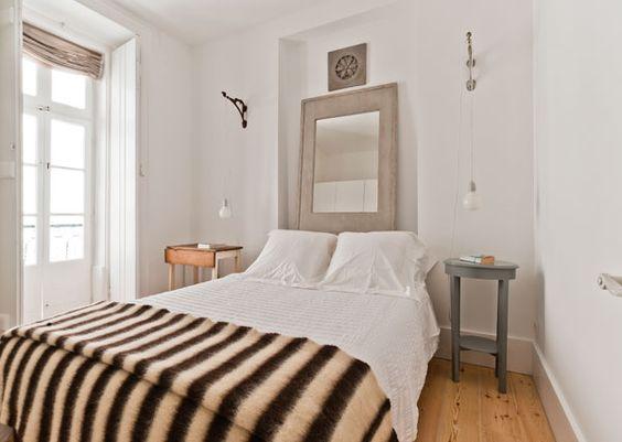Baixa House - Apartamentos con servicio en alquiler en Lisboa ::: 4ª planta