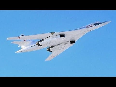 From The Cockpit: Tupolev Tu-160 Blackjack | Fighter Sweep