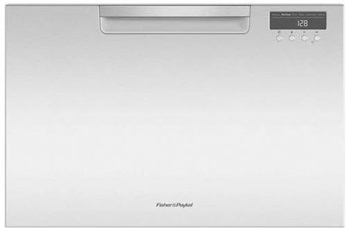1 Fisher Paykel Dd24sax9 Full Console Stainless Steel Dishwasher