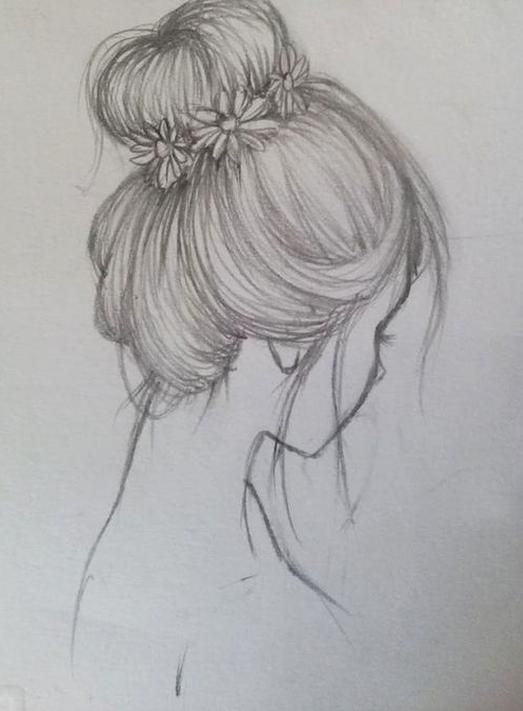 Pin By Giana Meredith On My Collections In 2020 How To Draw Hair Hair Sketch Drawing Hair Tutorial