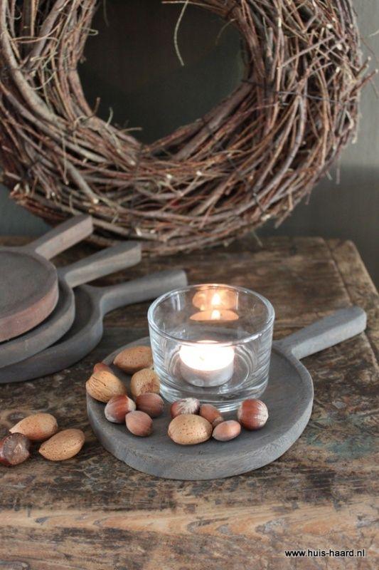 Houten amuseplankje accessoires decoraties huis haard landelijke woonaccessoires webshop for Deco houten huis