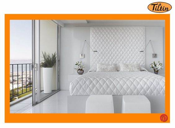 #MilwaukeeWindowInstallation White Bedroom