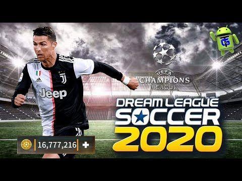 Dream League Soccer 2020 Apk Mod Dls 20 Android Offline Download Game Download Free Download Games Player Download